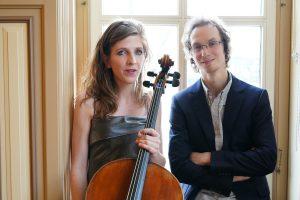 Tobias Borsboom en Lidy Blijdorp